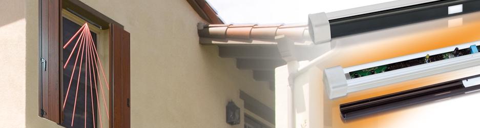 Cancelletti di sicurezza e box, Cancelletti e barriere per scale e porte